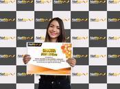 Ganador concurso Netlife disfrutará Ultra Alta Velocidad hasta julio 2017