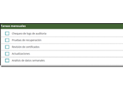 Mantenimiento Microsoft Exchange: Tareas Mensuales