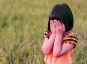 niños también tienen estrés