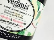 Exfoliante Veganis, cuidado conciencia.