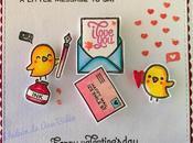 Tarjeta para Valentin