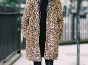 Leopard coat, wear.-