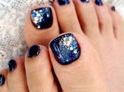 Imagenes mejores diseños uñas para pies mujer