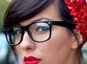 Modelos lentes aumento modernos para mujer moda