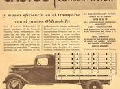 Oldsmobile camión