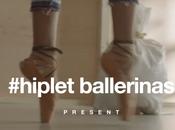 Hiplet ballerinas para Exotic Jeans SS17 Desigual