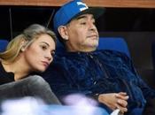 "ninguna denuncia"", afirma Maradona sobre discusión pareja"