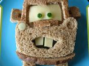 Divertida comida figuras para niños economicas faciles