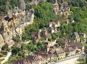 [Nuevo Post]:La Roque-Gageac, pueblo francés colgado acantilado.