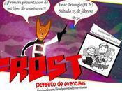 Frost, perrito aventuras. Ciencia ficción para niños
