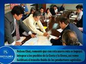 Mediante convenio MTC: GORE LIMA PROYECTA ASFALTADO ALTERNA CARRETERA CENTRAL…