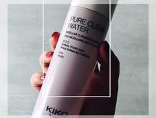 Kiko Milano: PURE CLEAN WATER AGUA MICELAR