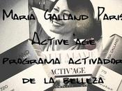 Maria Galland Activ'Age Programa Activador Belleza