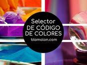 Selector Código Colores