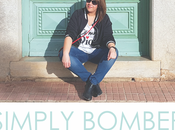 SIMPLY BOMBER Happy Outfit