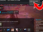 Como cambiar contraseña DOTA (Steam)