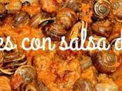 Caracoles salsa tomate (ramona) {tu♥ receta fogones}