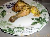 Pollo estragón