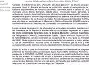 Desplazados colombianos: historia medio siglo