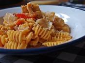Pasta cazuela pollo (One pasta)