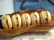 Macarons praliné avellana