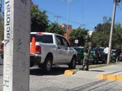 pone retenes contra Ubers ayuda taxistas, militares policías