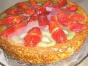 Pastel turco fruta fresca Gordon Ramsey