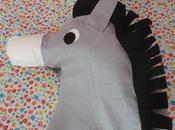Disfraz casero burro