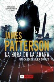 "hora araña"", James Patterson: thriller inquietante bien construído"