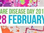 Enfermedades raras. Actualización aniversario: febrero
