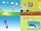 Video cuento personalizado foto niño