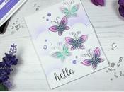 PPP: Purple Butterflies