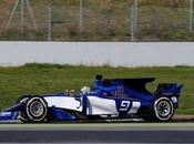 "Giovinazzi sobre debut Sauber: primer test duro"""