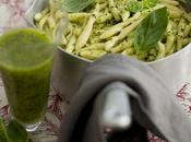 Trofie pesto genoves