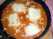 Bacalao salsa almendras