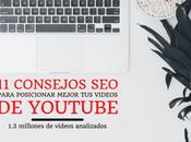 consejos para videos Youtube millón analizados)