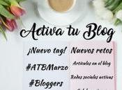 Agenda Blogger #ATBMarzo