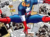 Erratas comics: capitán américa saluda john wayne
