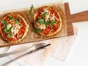 ideas para hacer pizza sana