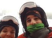 Esquiando lake louise resort