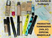 Productos Terminados (Especial Maquillaje) (Vol.37)