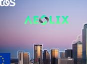 Atos partner AEOLIX, proyecto millones euros para transformación digital logística Europade Glasgow 2018