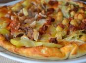 Pizza cocido (reciclaje)