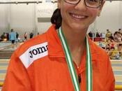Lola Mayofret, proclama campeona Andalucía