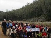 Club senderismo Señal Camino visita Sotiel Coronada