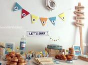Crea casa fiesta surfera