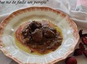 Pavo Salsa Fresas Vino Dulce Naranja Condado Huelva D.O.