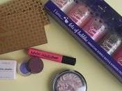 Autorregalos maquillaje Cumpleblog: Nyx, Zoeva, Nabla... (haul)