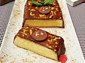 Pastel Crema Vainilla Chocolate