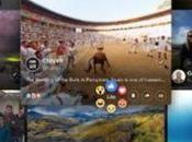 Facebook lanzó aplicación 360° para fotos videos